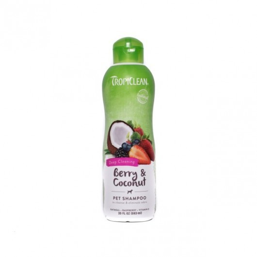 Şampon TROPICLEAN BERRY &...