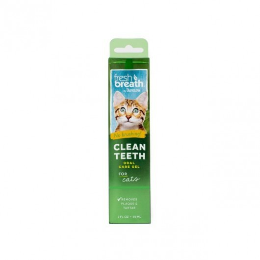 Gel igienă orală pisici...